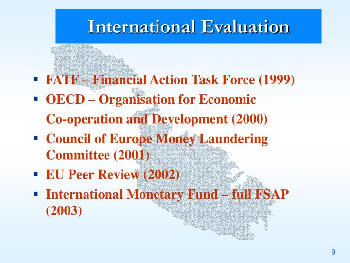International Evaluation