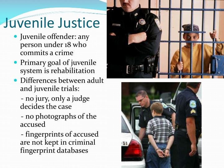 Mine very Differencessimilarities between adult and juvenile courts