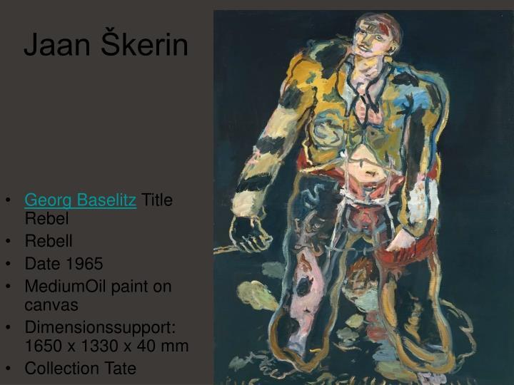 Jaan Škerin