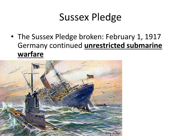 Sussex Pledge