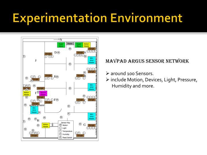 Experimentation Environment