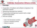 codesys automation alliance caa