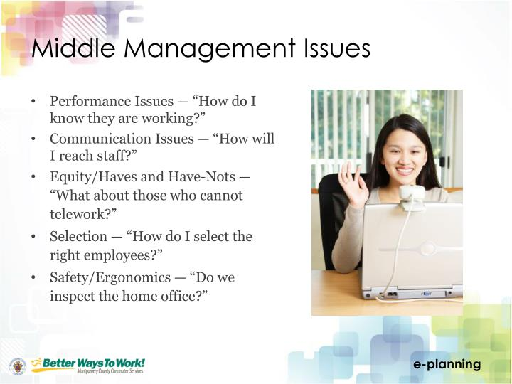 Middle Management Issues