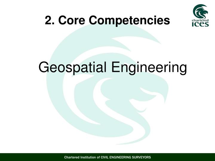 Geospatial Engineering