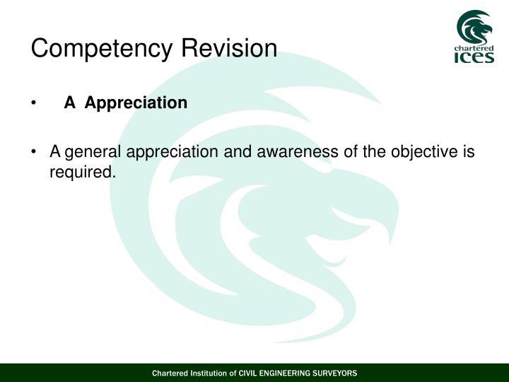 A  Appreciation
