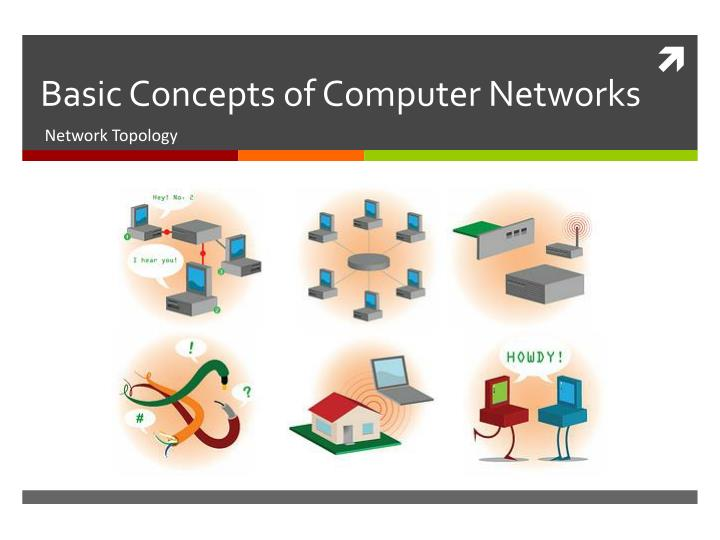 Basic Concepts of Computer Networks