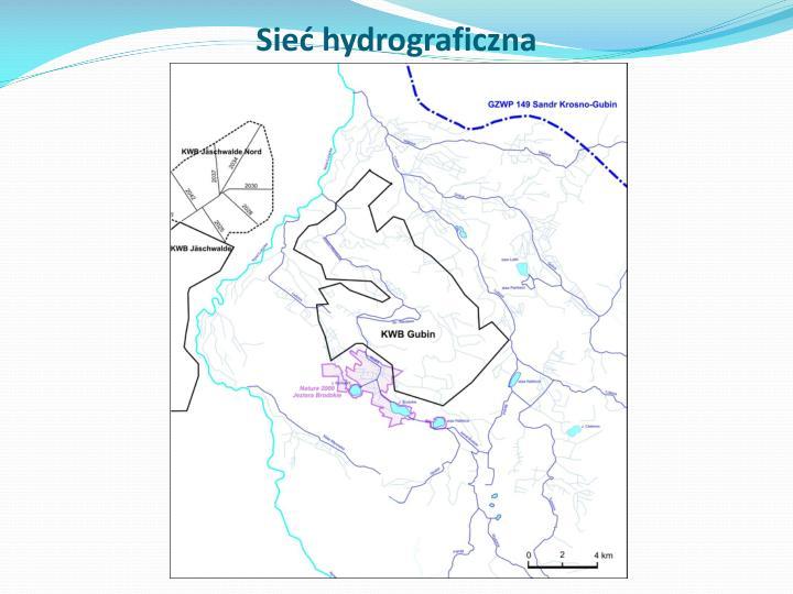 Sieć hydrograficzna