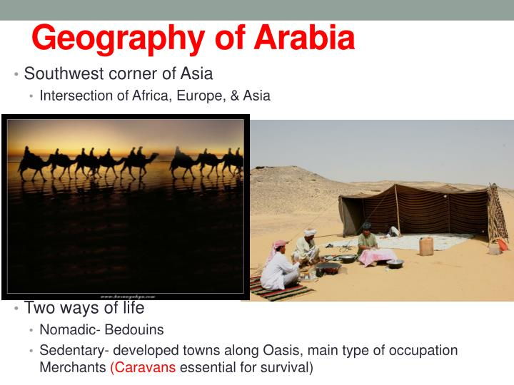 Geography of Arabia