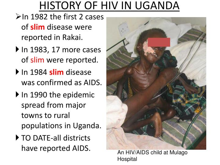 hiv prevalence in uganda Women aged 15 to 49 hiv prevalence rate, 73 [68 - 77] men aged 15 to 49 hiv  prevalence rate, 45 [39 - 48] hiv prevalence among young women, 29 [13.