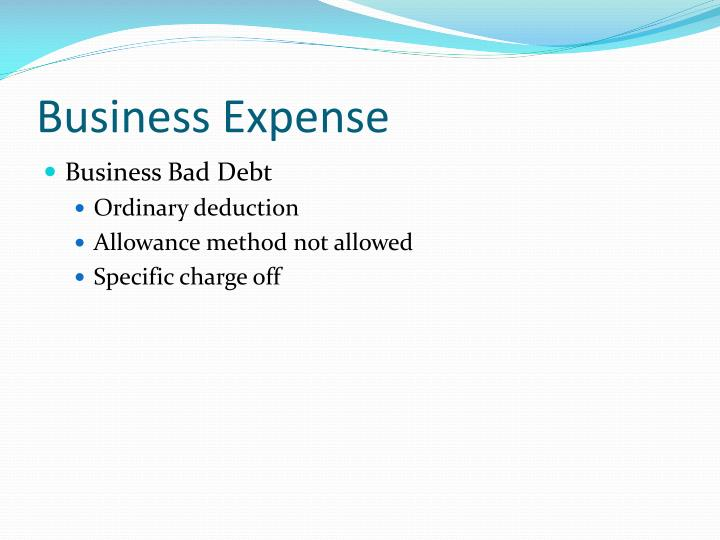 Business Expense