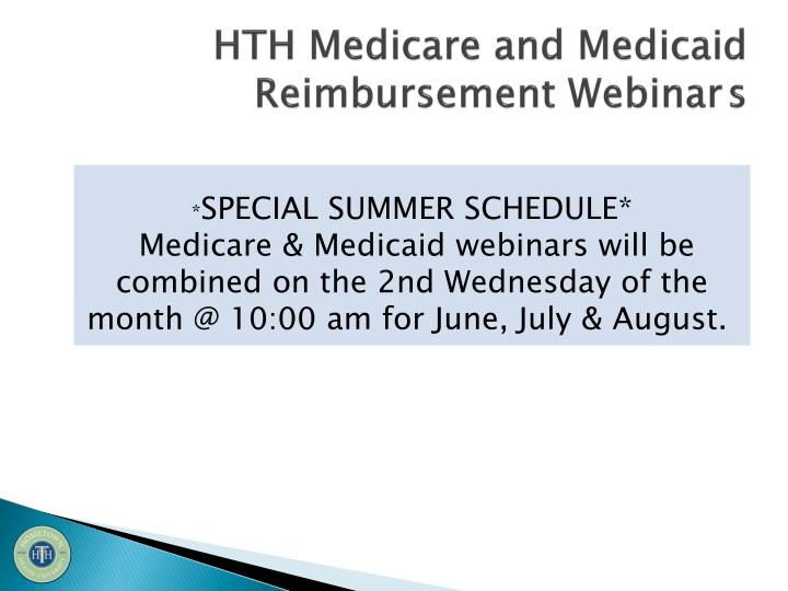 HTH Medicare and Medicaid