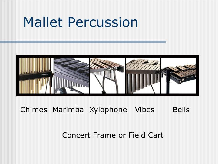 Mallet Percussion