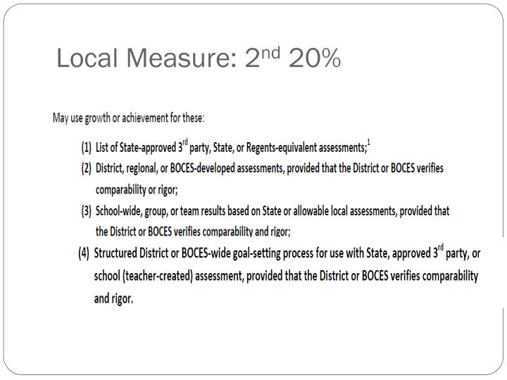 Local Measure: 2