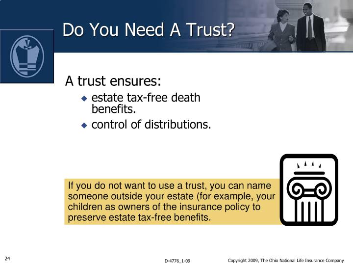 Do You Need A Trust?