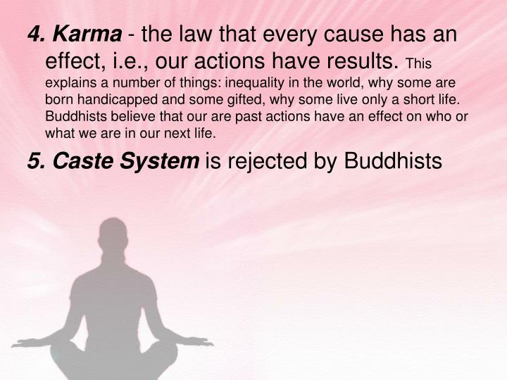 4. Karma