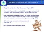 ghg nsps for new fossil fuel fired power plants1
