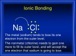 ionic bonding1