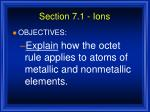 section 7 1 ions2