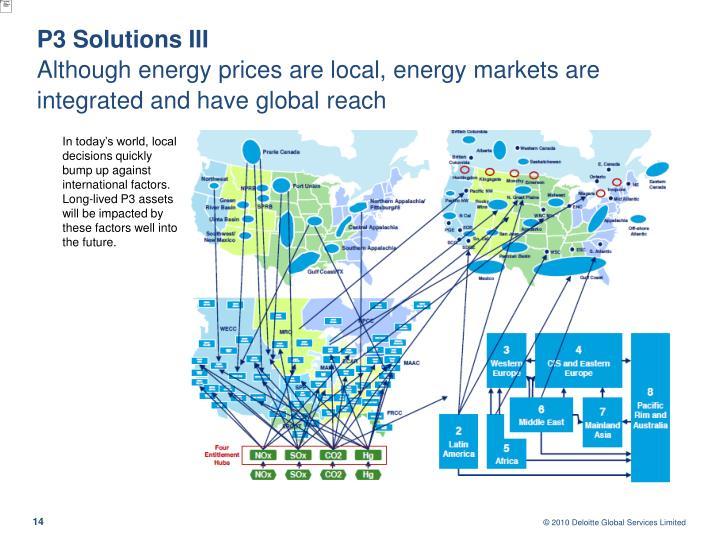 P3 Solutions III
