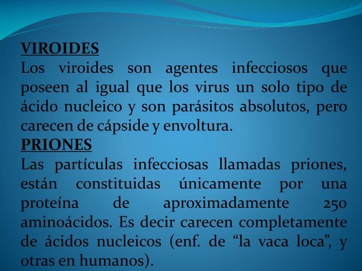 Viroides