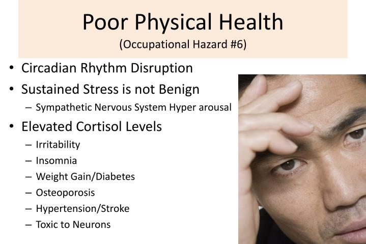 Poor Physical Health
