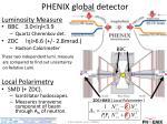 phenix global detector