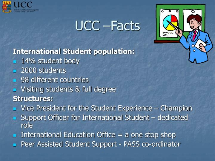 Ucc facts