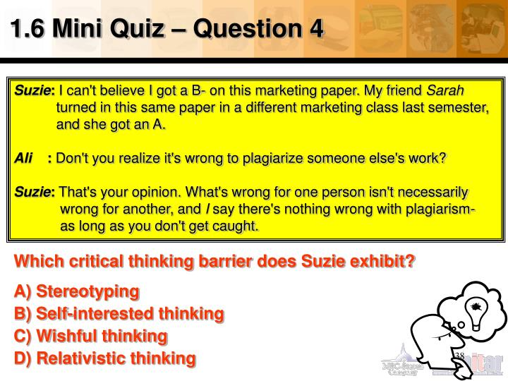 1.6 Mini Quiz – Question 4