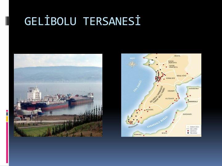 GELBOLU TERSANES