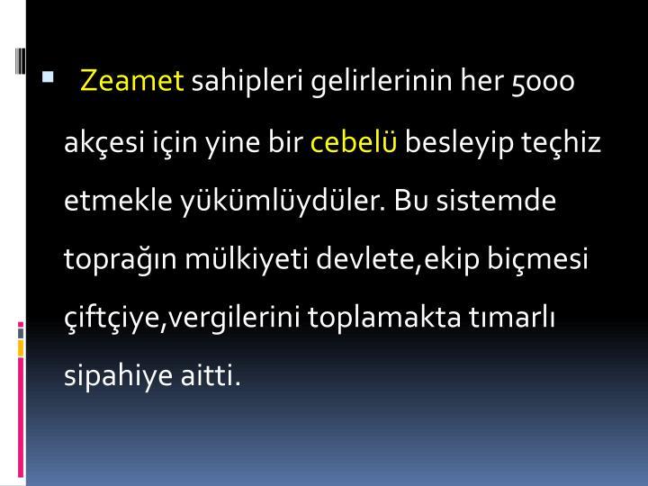 Zeamet