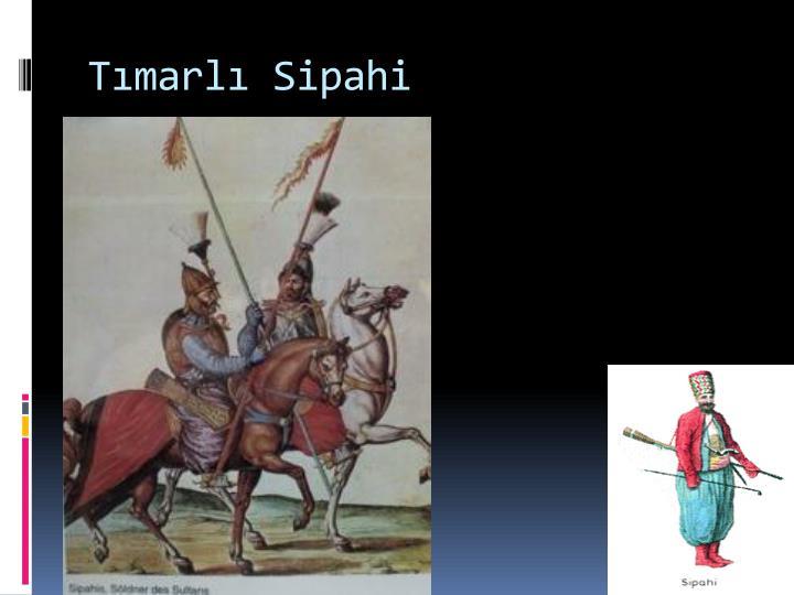 Tmarl Sipahi