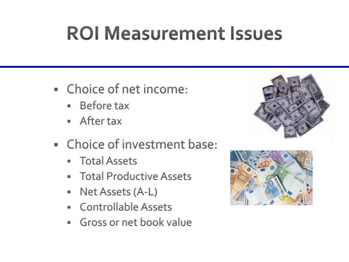 ROI Measurement Issues