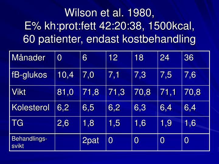 Wilson et al. 1980,
