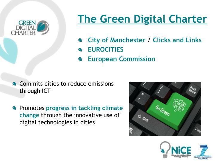 The Green Digital Charter