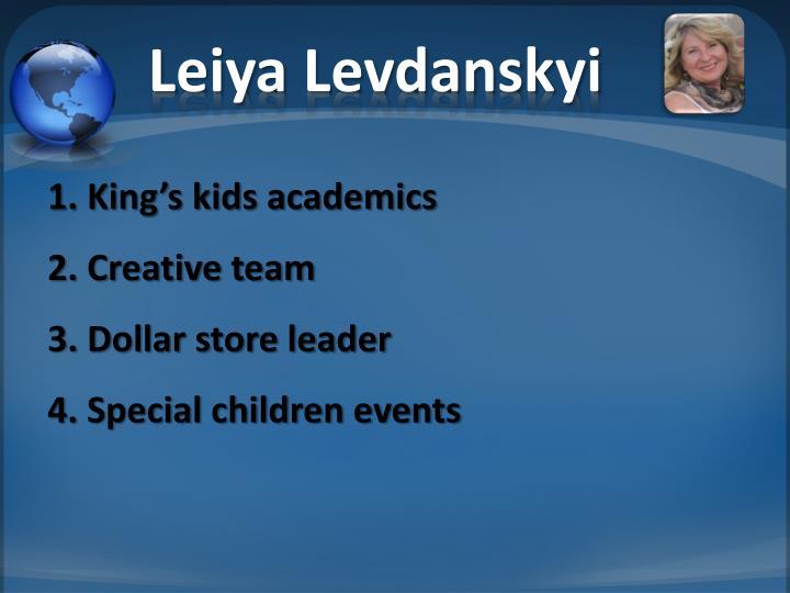 Leiya