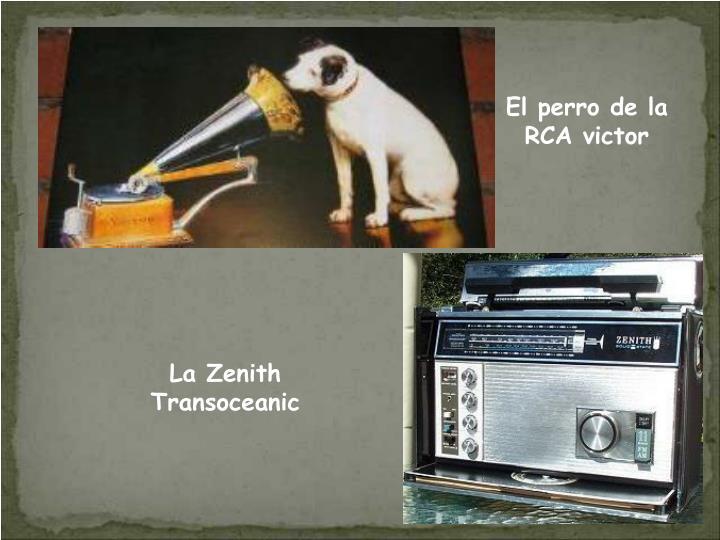 El perro de la RCA victor