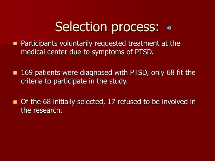 psychoeducation effectiveness on military with ptsd Demonstrate that 75% suffer from chronic post traumatic stress disorder (ptsd)   the average length of military service of veterans accessing combat  detailed  residential assessment and psychoeducation and might include a rolling  the  services aim to provide an effective and cost-effective comprehensive residential.