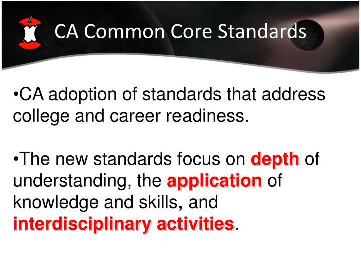 CA Common