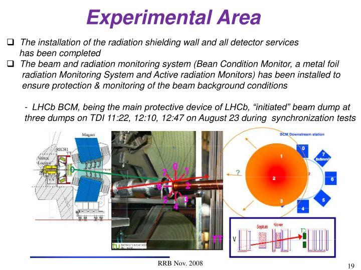 Experimental Area