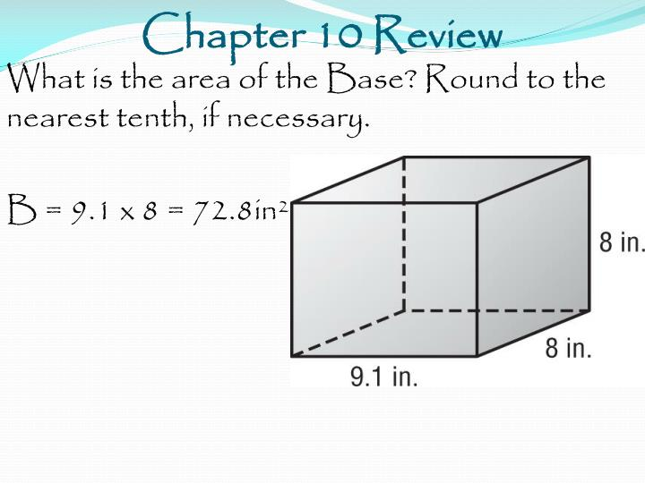 Chapter 10 review1