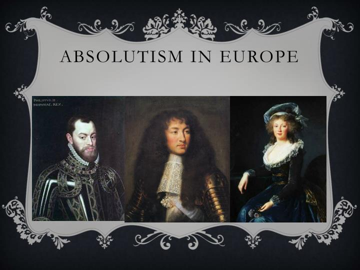 a description of absolutism Definition of absolutism in the definitionsnet dictionary meaning of absolutism what does absolutism mean information and translations of absolutism in the most comprehensive dictionary definitions resource on the web.