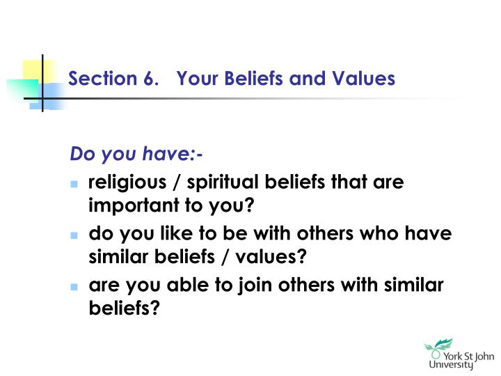 values and beliefs in counselling Three approaches to religious issues in counseling the terms faith and religion are used interchangeably and refer to a system of beliefs and peacock cross, dg, & khan, ja (1983)- the values of three practi- tioner groups religious and moral aspects counseling and values.