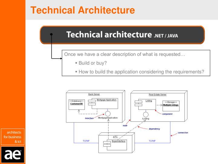 Technical Architecture