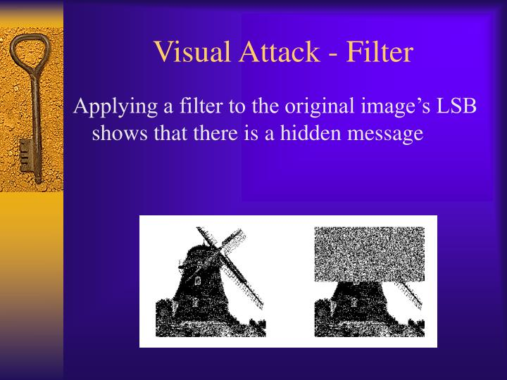 Visual Attack - Filter