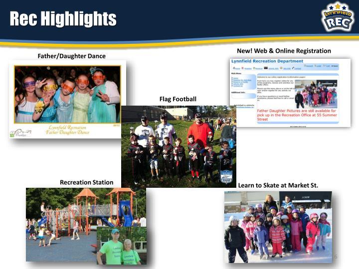Rec Highlights