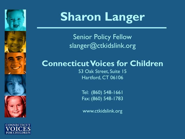 Sharon Langer