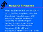 standards momentum1