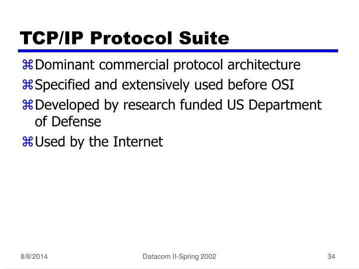 tcp ip protocol research paper Tcp research papers passive tcp/ip protocol stack sponsored by the web server architecture research papers and tools bullet errors on paper.