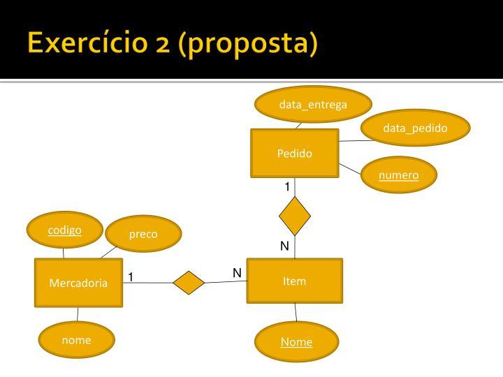 Exercício 2 (proposta)