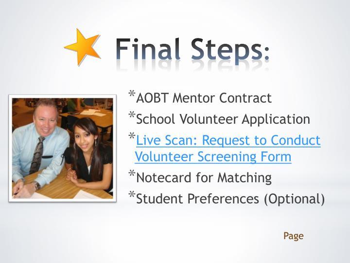 AOBT Mentor Contract